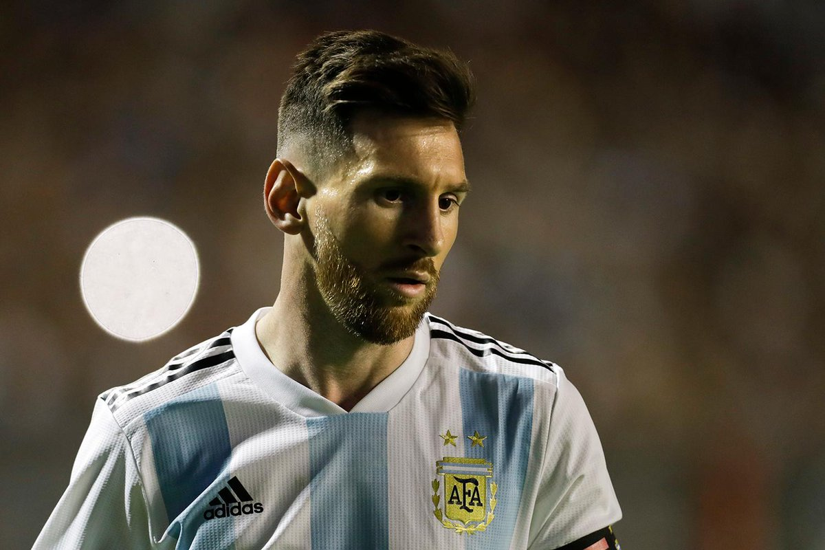 WORLD CUP PICKS: After a disappointing draw in the opening round of group play, can Lionel Messi and Argentina get back on track Thursday? dkng.co/2lmL4wT