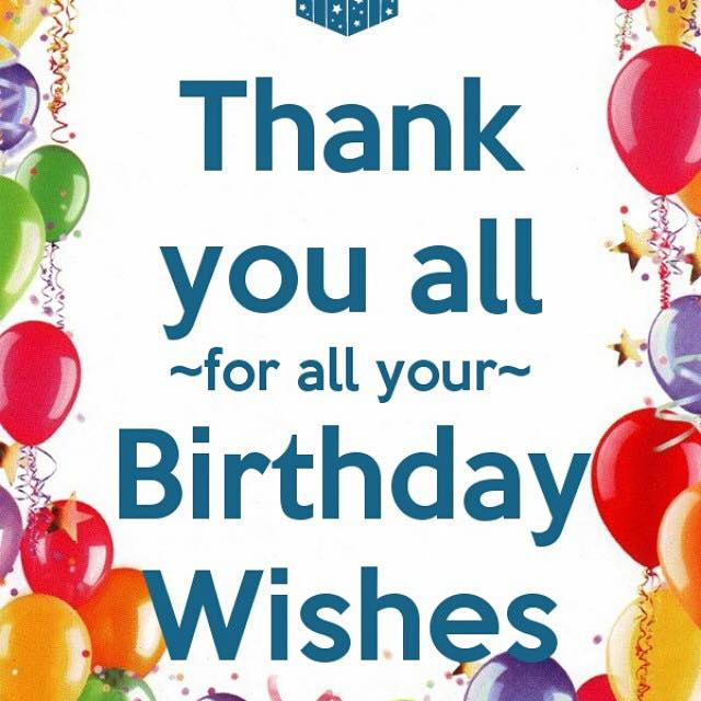 thanks everyone for the birthday wishes Diane Harkey on Twitter: