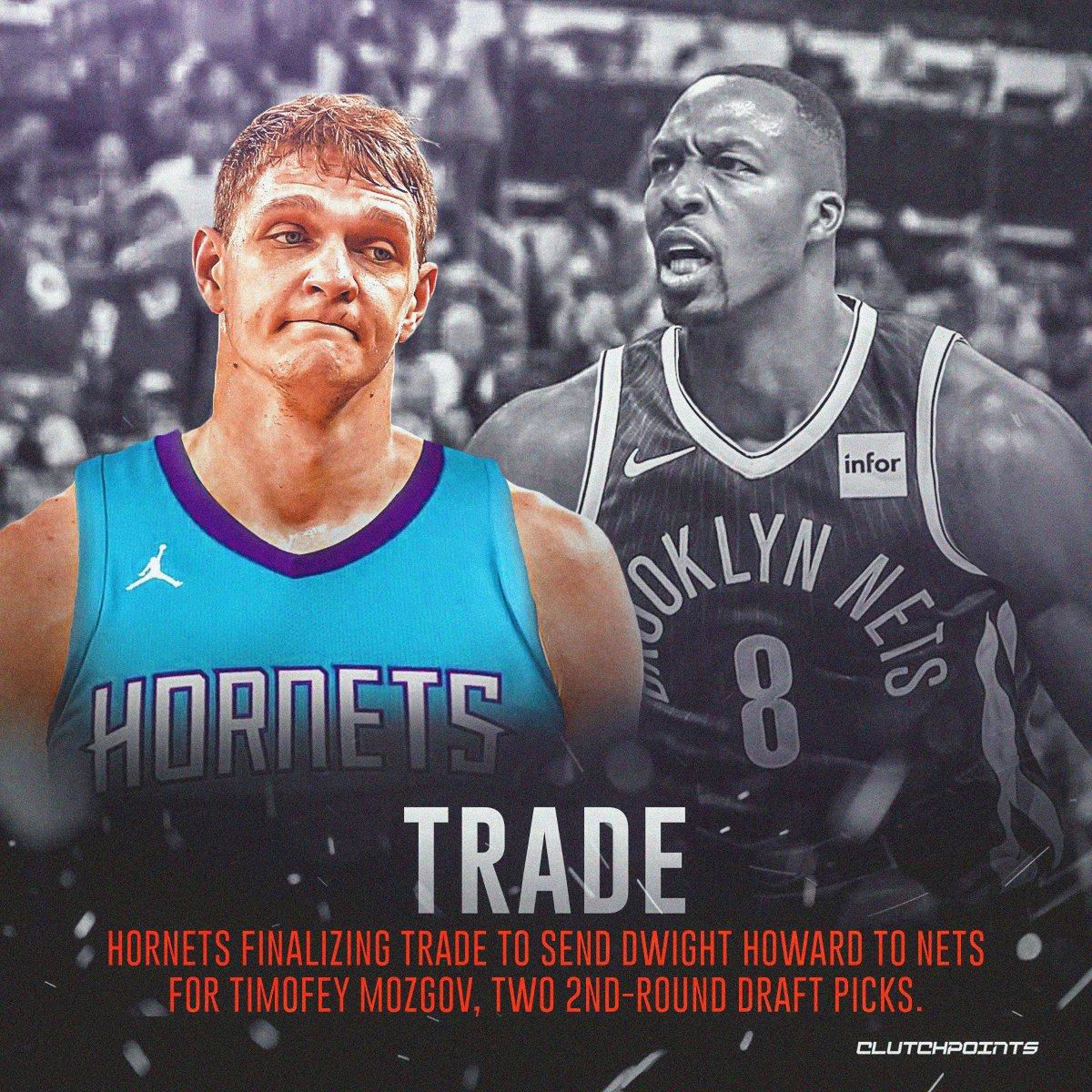 Resultado de imagem para trade howard and mozgov