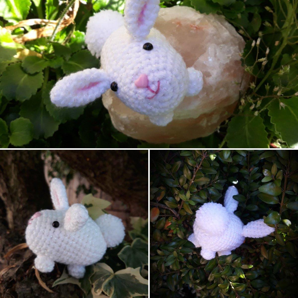 Crochet Amigurumi Cute Rabbit Bunny with Carrot Stuffed Animal | Etsy | 1200x1200