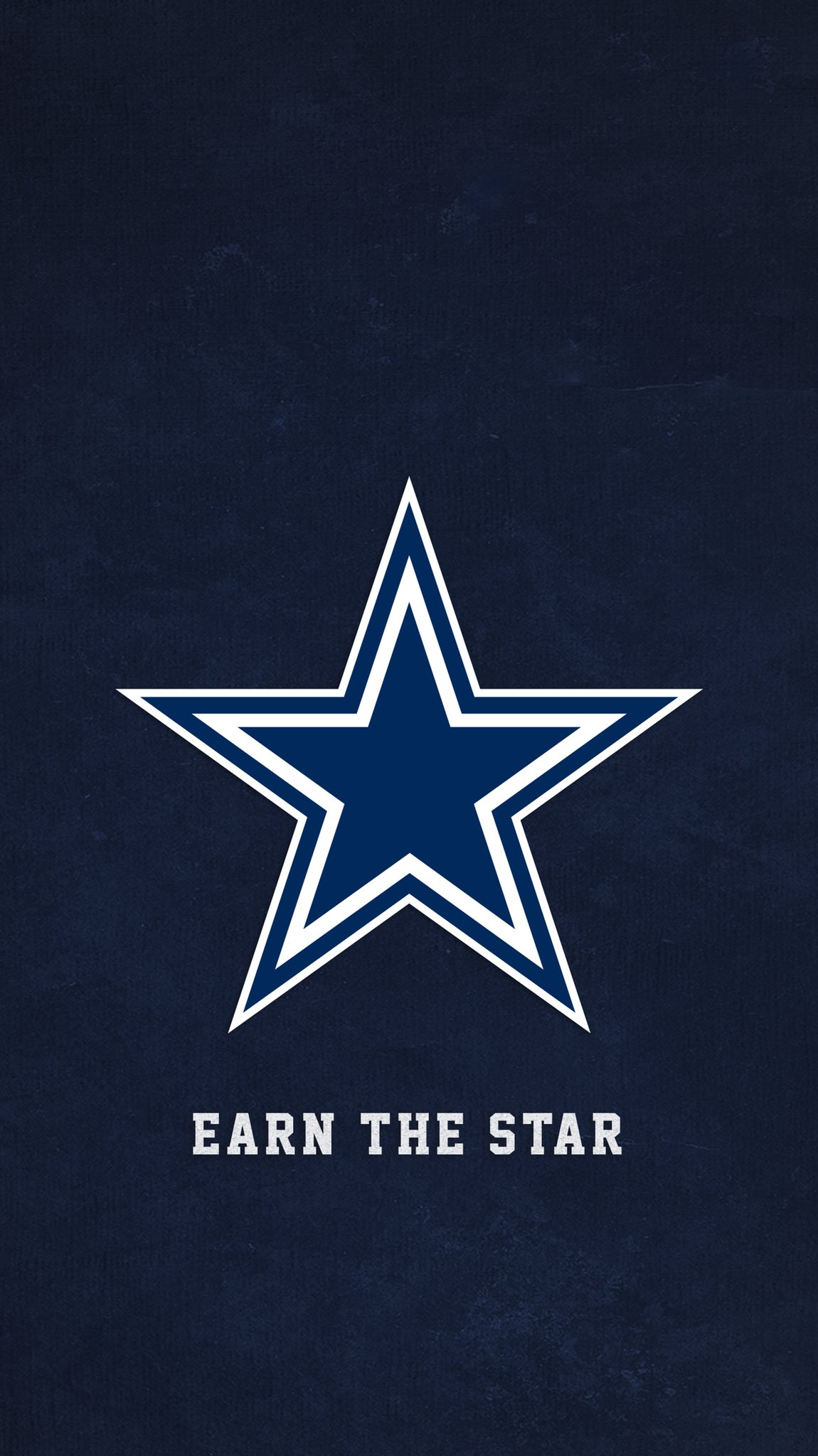 'You have to EARN the right to wear that star.' -Jason Garrett  #EarnTheStar | #WallpaperWednesday https://t.co/YJlT7neDmk