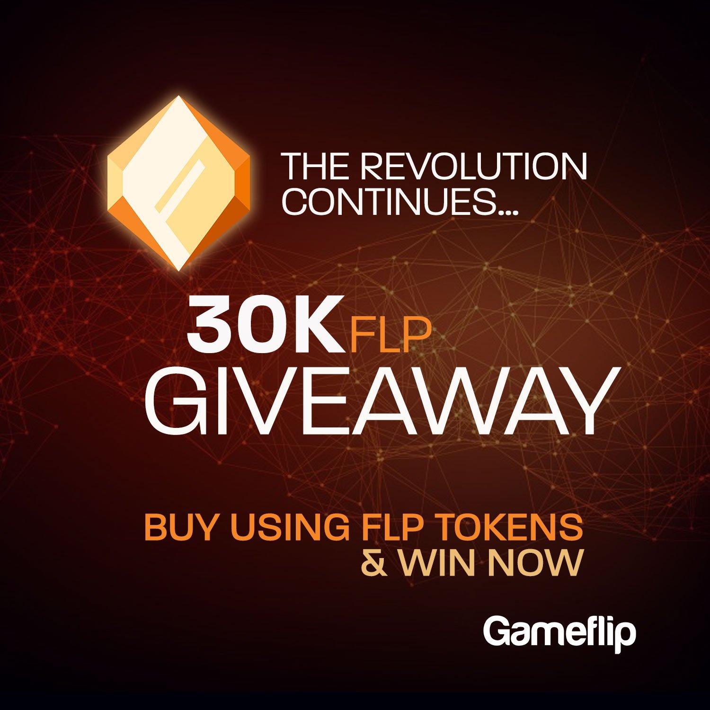 We have a new FLP giveaway! - Gameflip - Current Promotions