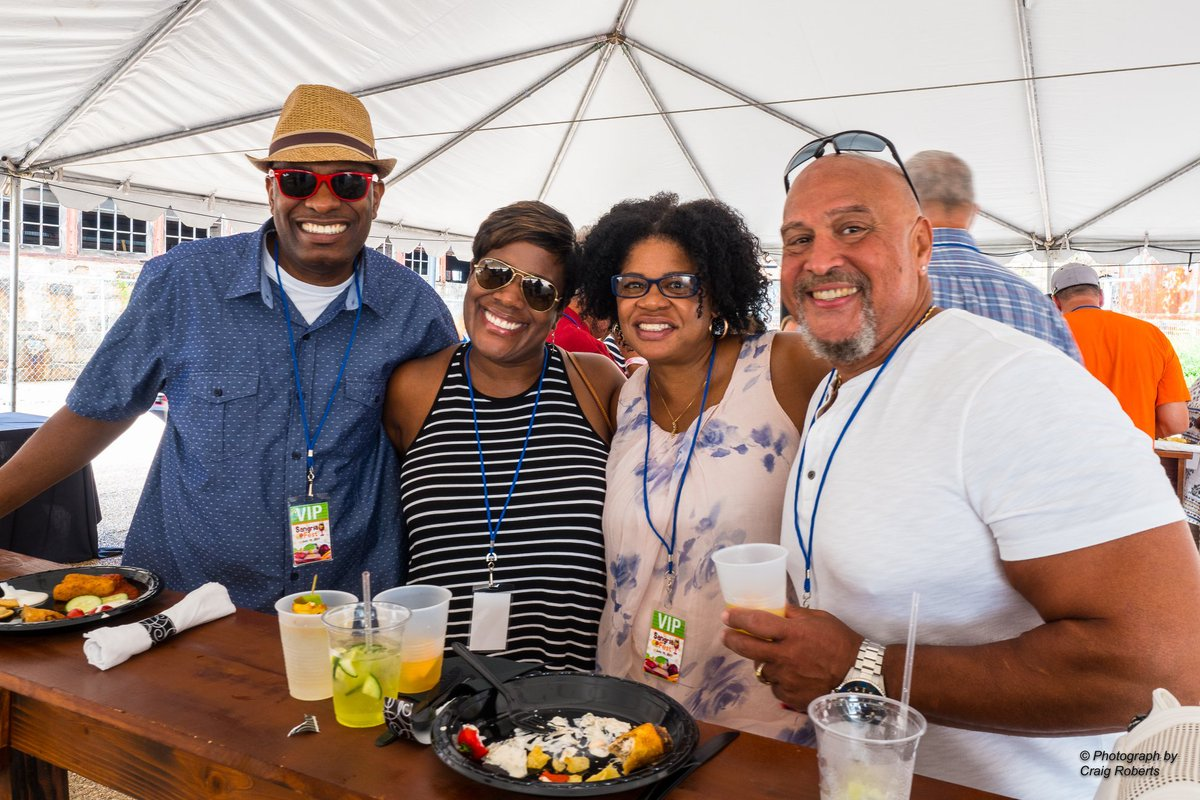 VIP tickets to SangriaFest include early access to the event, complimentary snacks and the opportunity to sample handcrafted sangria cocktails designed by mixologists from popular Lehigh Valley restaurants. (Thanks to @WeisMarkets!) Info: buff.ly/2MG8fyU