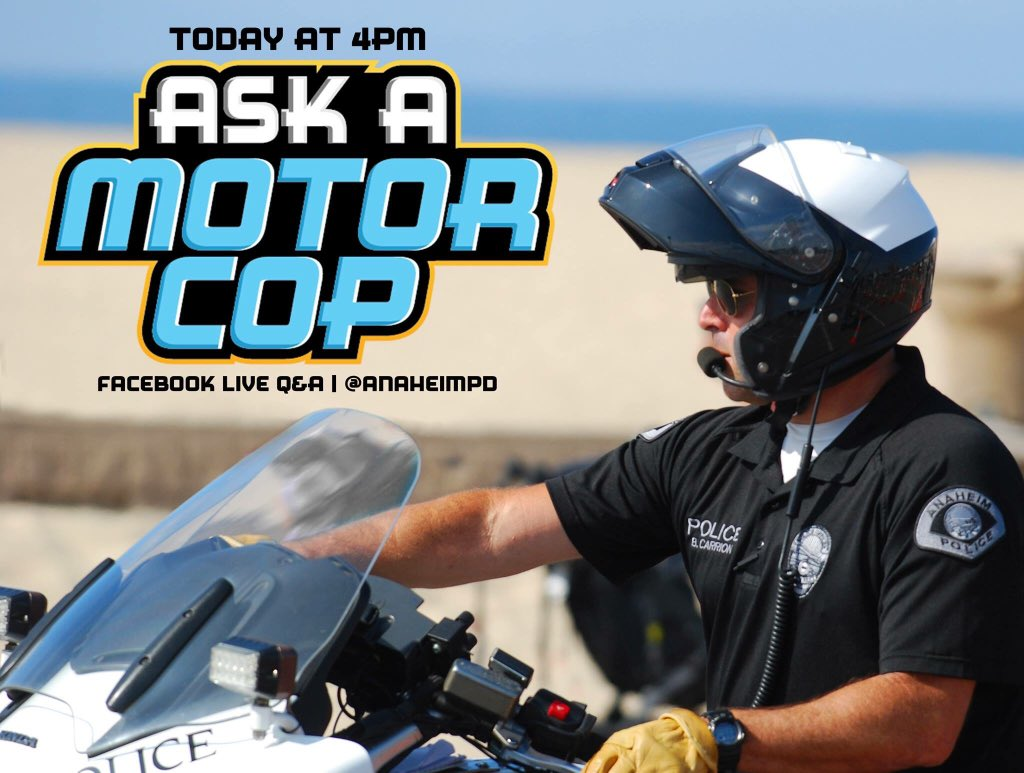 In today&#39;s #AskAMotorCop, we will answer your questions about driving under the influence of #marijuana! Whether or not this relates to you, it&#39;s ALWAYS good to be informed &amp; help educate others! Catch it LIVE, 4PM on Facebook (06/20/18)! #DUI #cannabis #Prop64 #medicalmarijuana<br>http://pic.twitter.com/tijczpCIz4