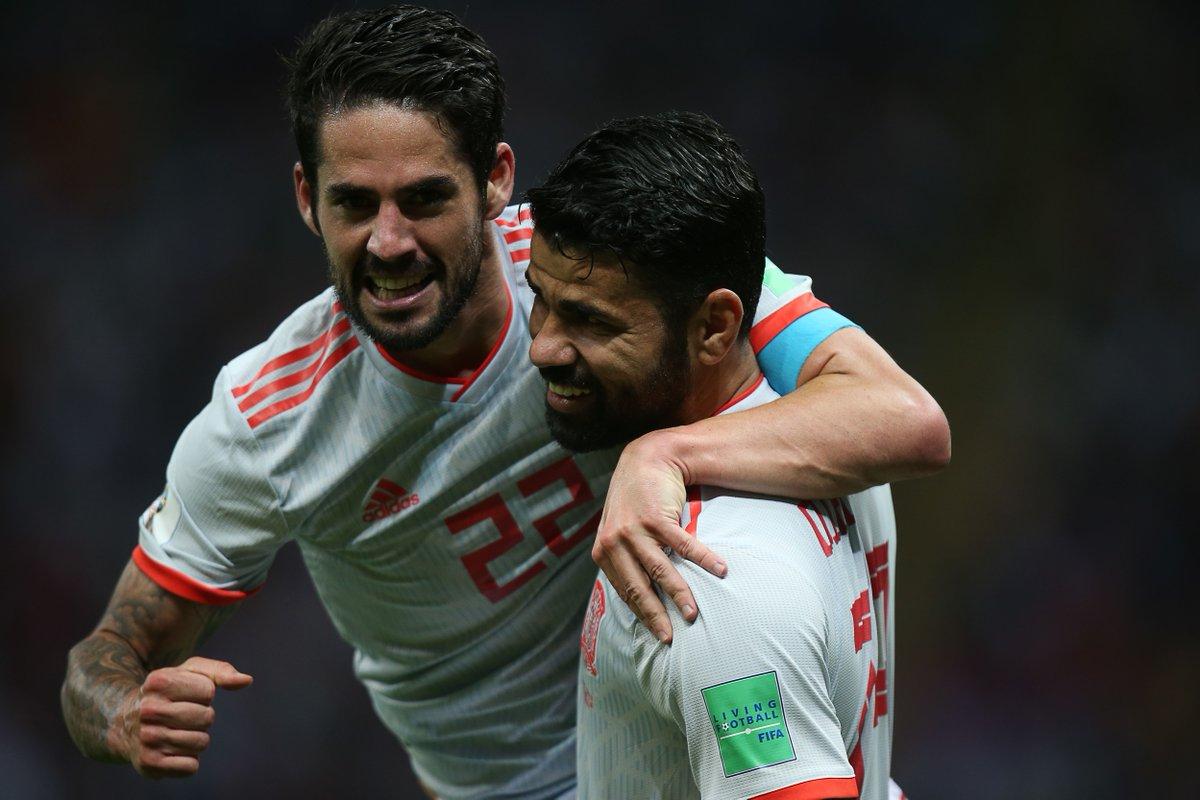 Video: Iran vs Tây Ban Nha