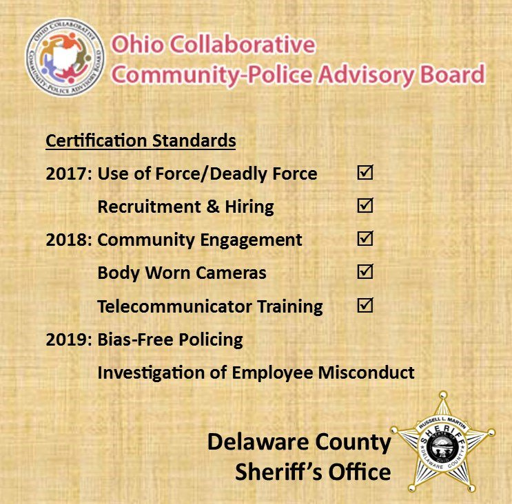 Delaware County So On Twitter Were Proud To Share Weve Earned