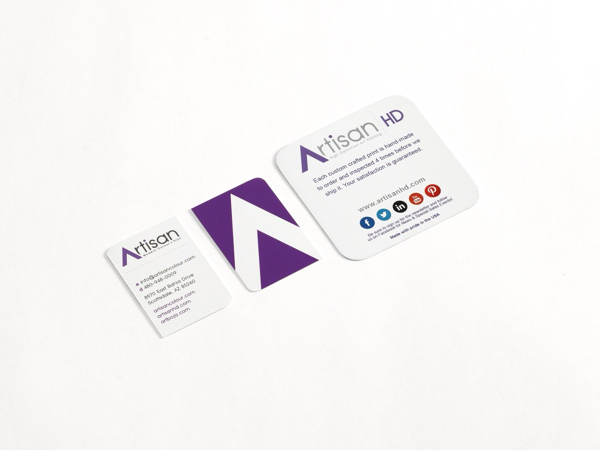 Artisan colour on twitter trying to catch the attention of we can also print on plastic wood and more visit httpartisancolour to see more artisancolour printing businesscardspicitter6zxw0q2lcf colourmoves