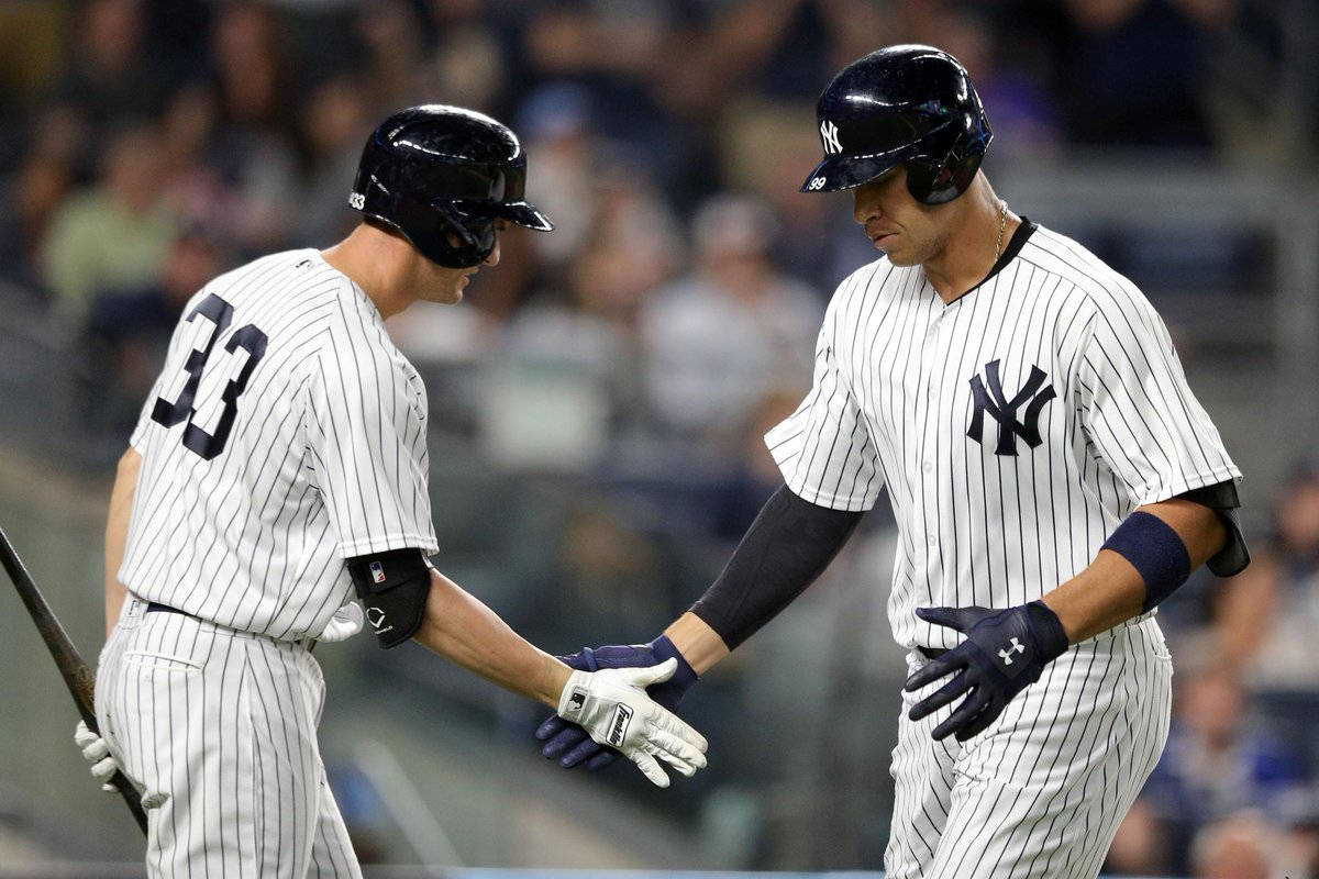 MLB PICKS: @GarionThorne on the high-end and value plays at each position for Wednesdays seven-game MLB slate: dkng.co/2tpeWN3