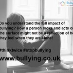 Image for the Tweet beginning: Are you worried about #bullying?
