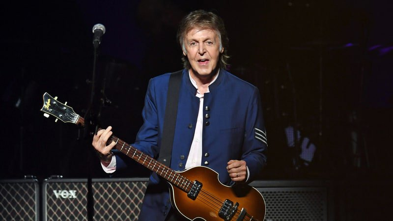 Hear Paul McCartney's two new singles, 'I Don't Know' and 'Come On to Me' https://t.co/AlCzqyYo05 https://t.co/SDW74n9Gey