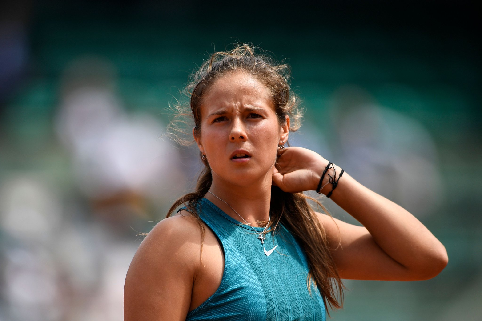.@DKasatkina will close out play on day 4 at the #NatureValleyClassic!  COMPLETE OOP --> https://t.co/sQUVr0SsWN https://t.co/hiMS6o9afd