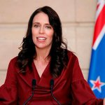 Image for the Tweet beginning: #BREAKING: NZ Prime Minister @jacindaardern
