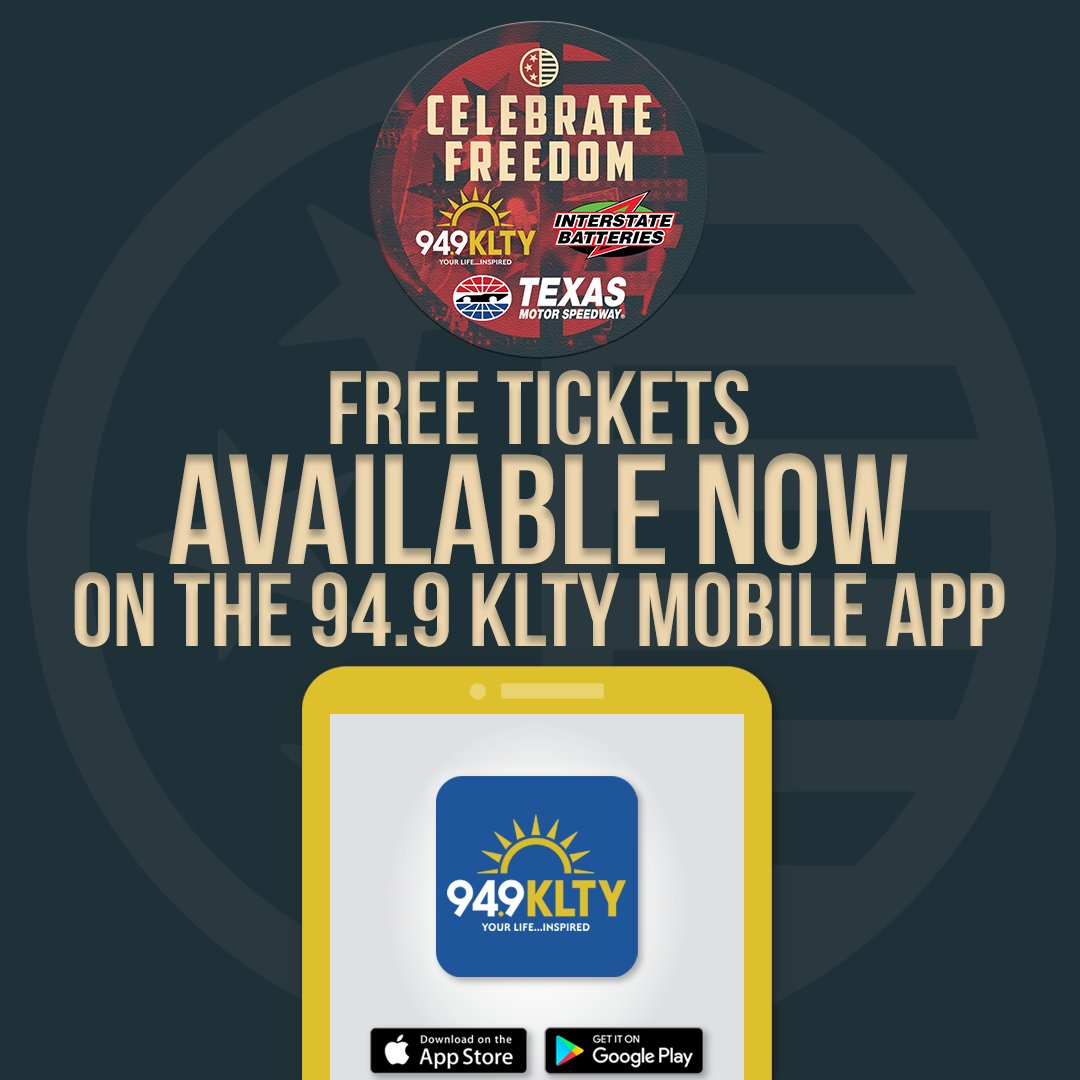 949 KLTY On Twitter THEYRE HERE CelebrateFreedom S Are