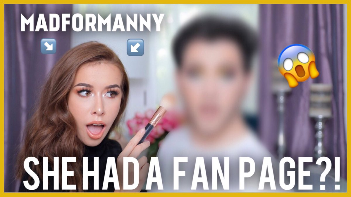MY BIGGEST FAN DOES MY MAKEUP!!!! Omg! I was DYING! This was so much fun! Thank you @castaniamonet for being such a good sport last week and filming this with me! youtu.be/Qi8SSPHlu7A