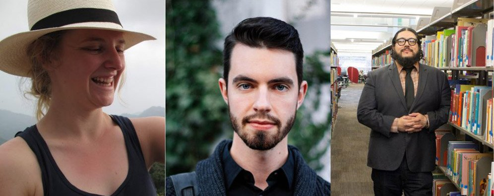 Meet the three stellar @UUtah alumni that will travel to Namibia, Greece, and Uzbekistan as #Fulbright ETAs and researchers in the fall! bit.ly/2JOazpL