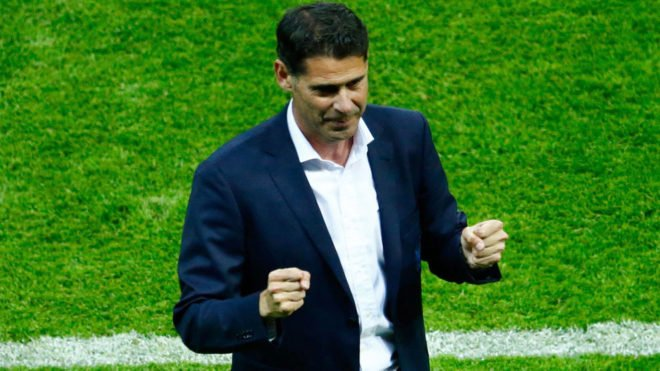MARCA in English's photo on Fernando Hierro