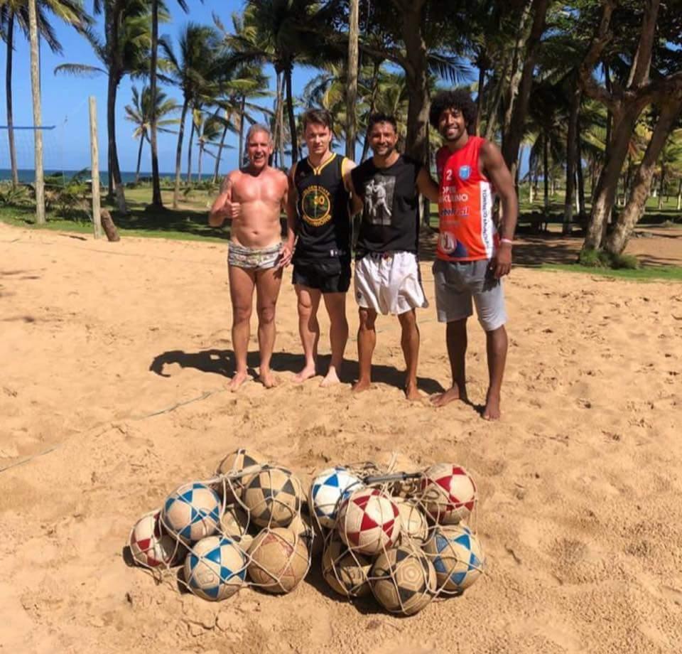 I love footvolley!!! #futevolei #footvolley @Ligue1Conforama @ogcnice