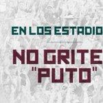 #NoGritesPuto Twitter Photo