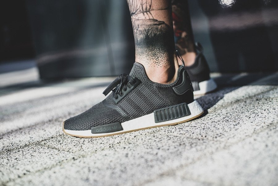 Sneaker Deals Gb On Twitter The Adidas Nmd R1 Black Gum Has