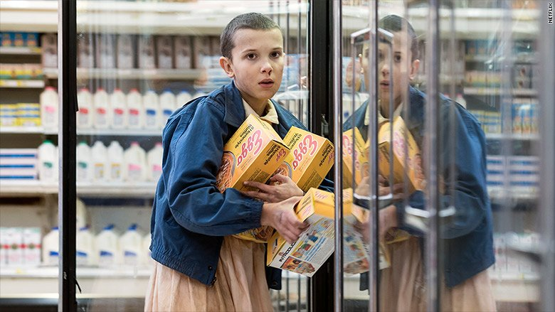 'Stranger Things' caused an Eggo boom. Now, sales are waffling. https://t.co/Jm4jneHGnv https://t.co/iMFkBY78FQ