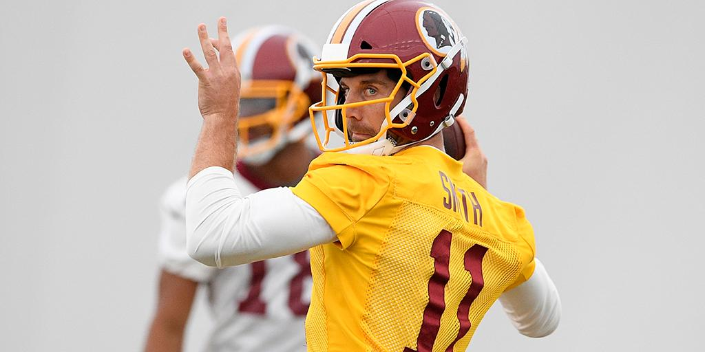 Can Alex Smith lead the @Redskins to the playoffs? https://t.co/9Mt1pyMt0s https://t.co/l5jkn2s3wk