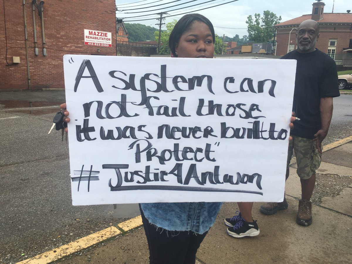 Protests erupt following fatal police shooting of 17-year-old Antwon Rose