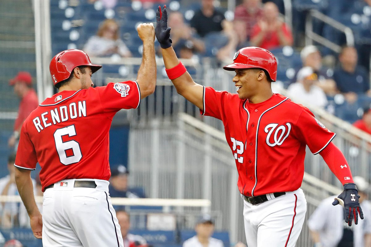 MLB STACKS: @julianedlow highlights his top five offenses to stack in Wednesday nights seven-game slate: dkng.co/2tqfm5A