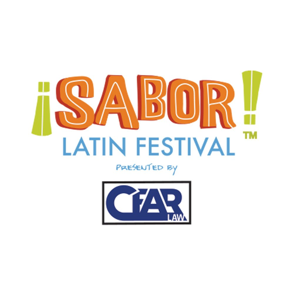 THIS WEEKEND! ¡Sabor! Latin Festival pres. by @CFARLaw! 3 days of music, food and family fun including free concerts, arts and crafts, children's activities, Latin dance presentations, and a Mariachi Mass. Info: buff.ly/2JN48T4