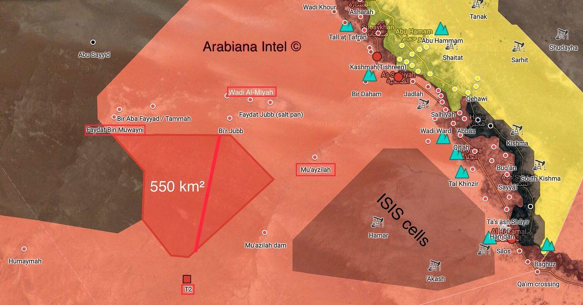 Syrische Armee drückt Flaschenhals im Nordosten von Daraa weiter zu ...
