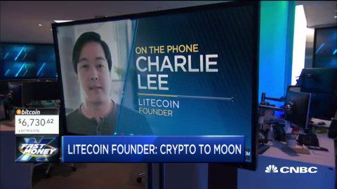 #Litecoin founder Charlie Lee (@SatoshiLite) explains what will drive #Bitcoin and other #cryptos higher $LTC