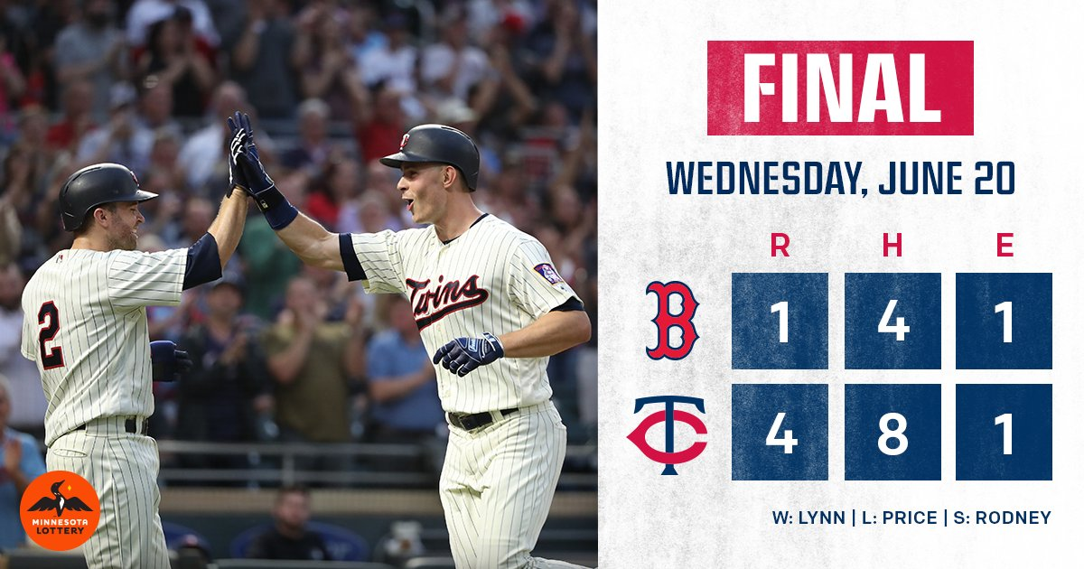RECAP: Homers from Grossman and Kepler make the difference in another #TwinsWin. https://t.co/fnqNHU2Mj1 #MNTwins