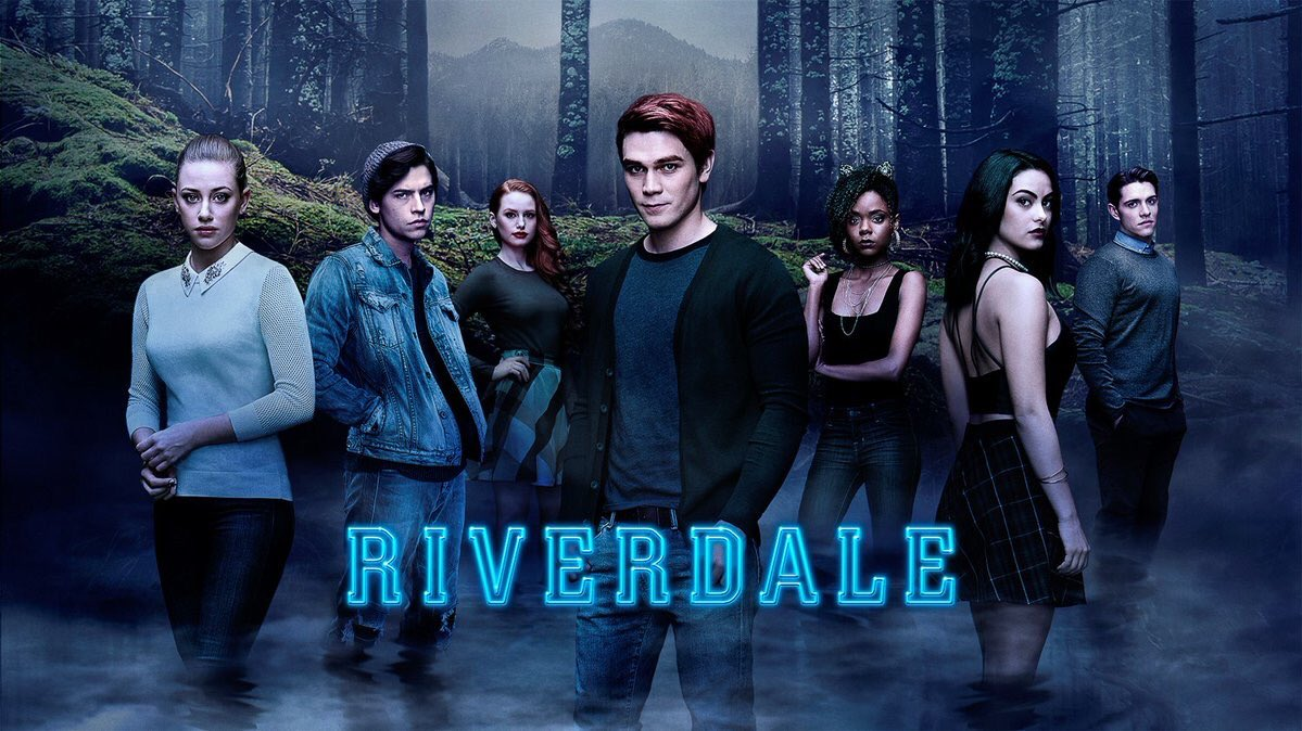 See you guys October 10th for Season 3 of @CW_Riverdale !