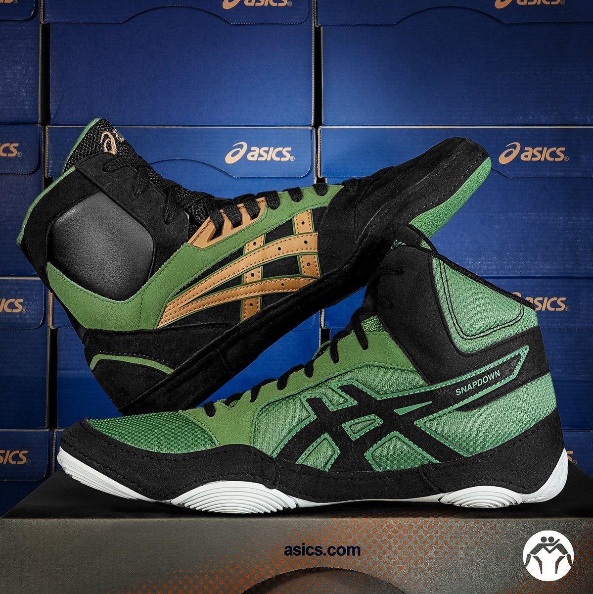 asics wrestling shoes usa today