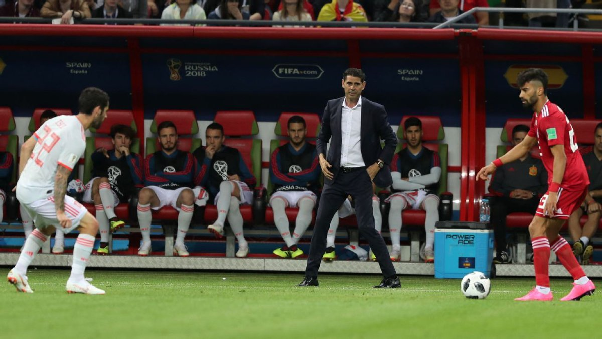 SuperSport Football's photo on Fernando Hierro