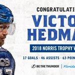 Norris Trophy Twitter Photo