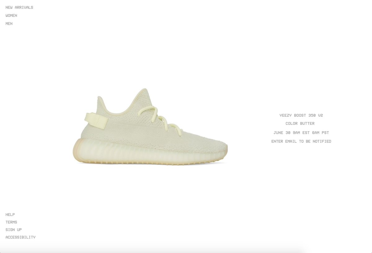 7ec1428c1ea8c  SUPPLY Secure your pairs today  http   heatedsneaks.com yeezy VERY LIMITED  RELEASE!pic.twitter.com tTtrZk2Vfw