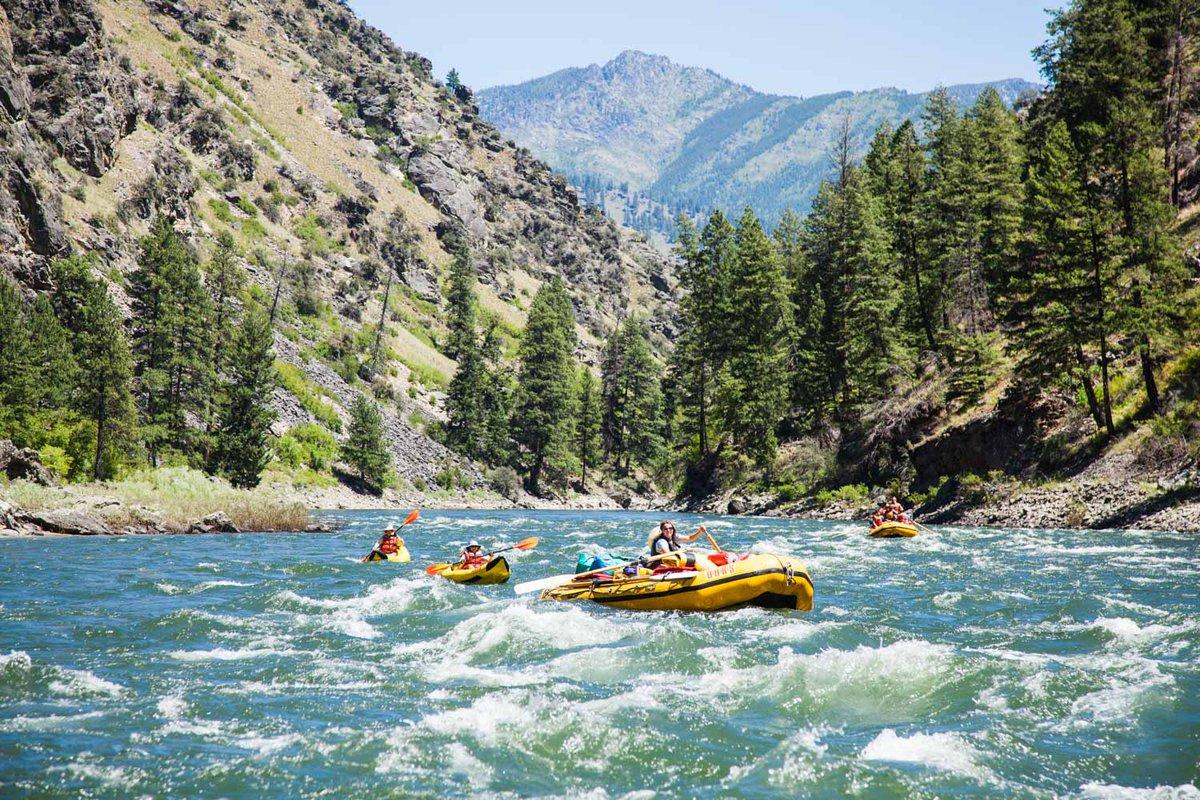 OARS California Rafting on Twitter: