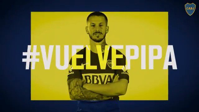 Boca Jrs. Oficial 🏆🏆's photo on #VuelvePipa