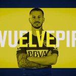 #VuelvePipa Twitter Photo