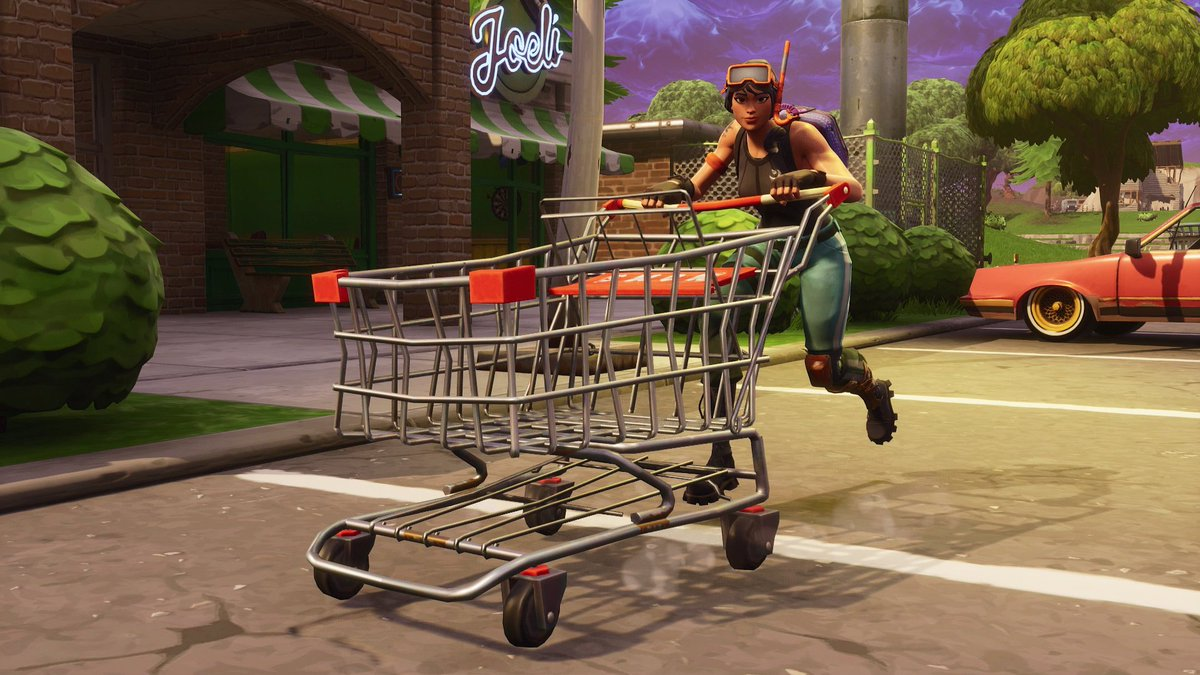 Fortnites shopping cart woes: a timeline bit.ly/2teBKzA