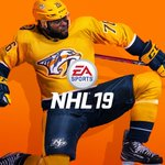 Image for the Tweet beginning: The face of #NHL19. Welcome