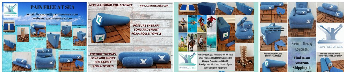 Posture Therapy INFLATABLE Large /& Small BLOCKS AND Long /& Short ROLLS Bundle
