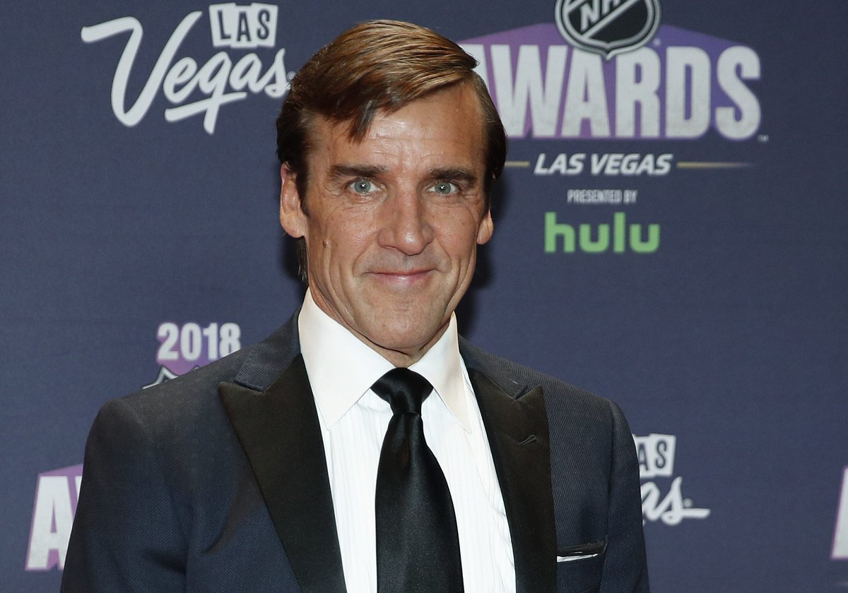 Was there ever any question? George McPhee has been named the 2017-18 General Manager of the Year.  #NHLAwards live blog: https://t.co/d2Md3FOcgf