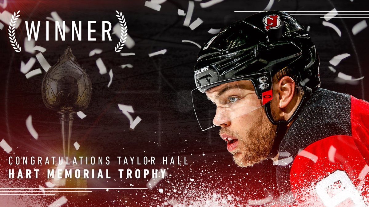 New Jersey Devils's photo on Taylor Hall