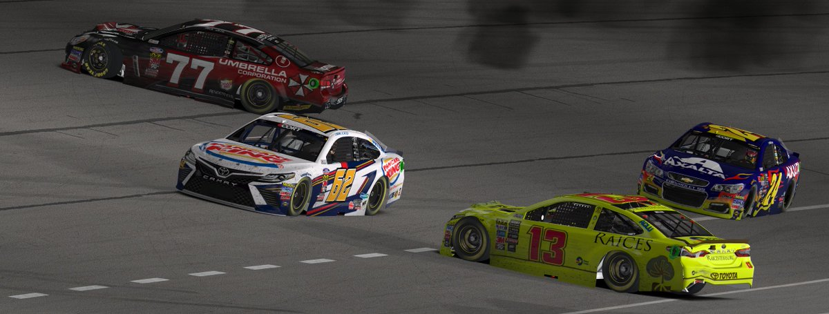 Brought home the # 62 Pancake King car for @HusbyMotorsport home in 12th place. A solid finish and clean run at the @CORTCupSeries season finale.<br>http://pic.twitter.com/P9ME7wrJy2