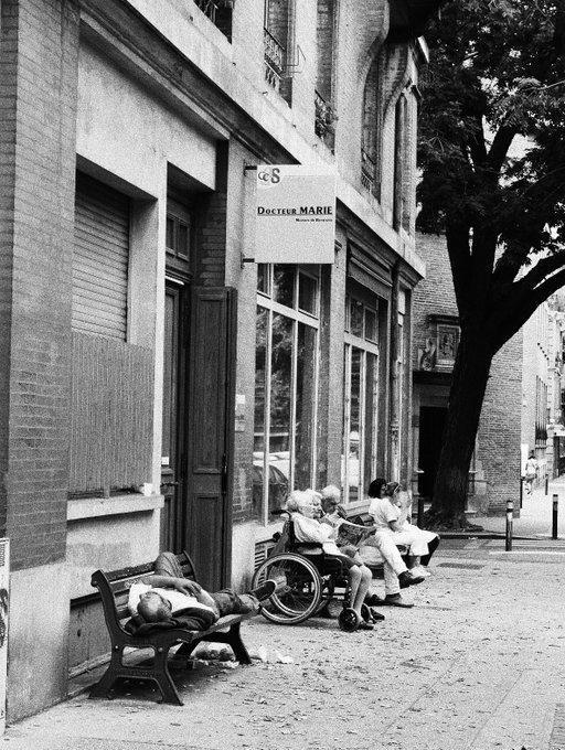 B&W #JeudiPhoto #toulouse @VisitezToulouse @Toulouse Photo