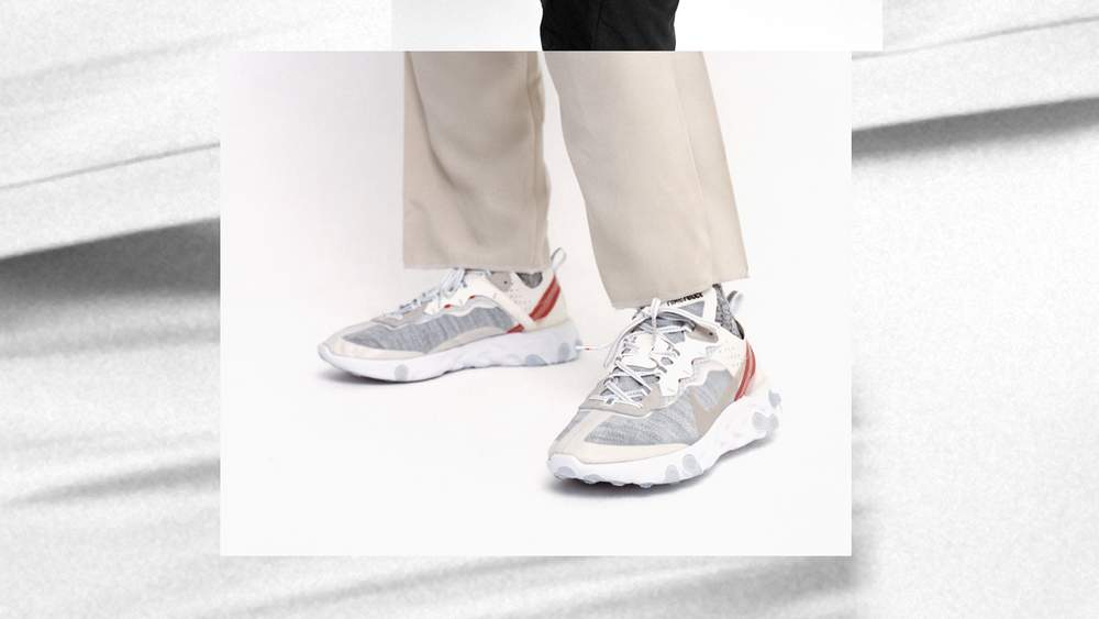 3f0906a8b1542 Nike s React Element 87 have landed on MR PORTER  http   mr-p.co NwZyhh   ReactElement87pic.twitter.com zDIbpfddUl