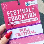 #EducationFest Twitter Photo