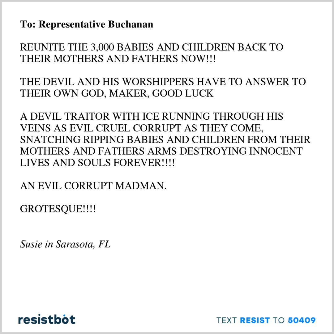 3a190414cc4 Resistbot Open Letters on Twitter