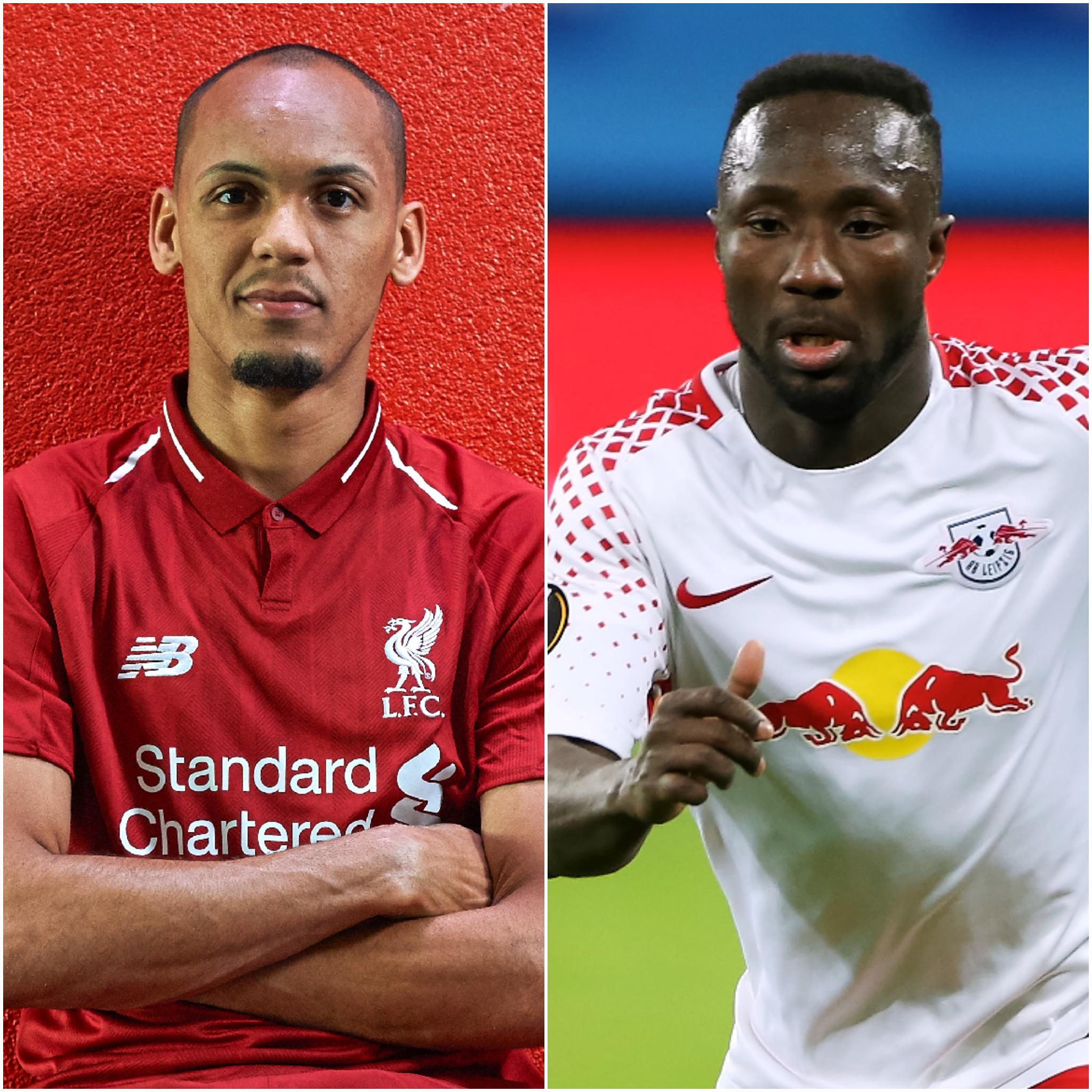 Fabinho & Keita  Box-to-box midfielders, but who will adapt to #PL life the quickest?   ➡️ https://t.co/QBcKLKMSvq https://t.co/0I0TbZkogg